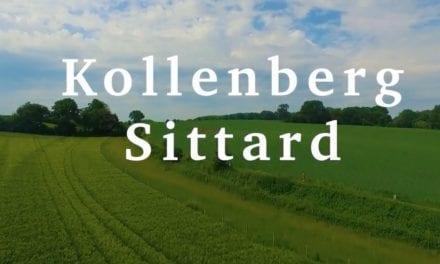 Kollenberg Sittard vanuit de lucht