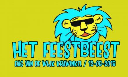 Het Feestbeest / Dag van de wijk Krawinkel