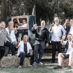 Jubileumshows van Janse Bagge Bend