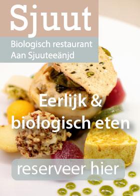 Sjuut - Eerlijk en biologisch eten